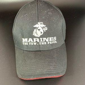 "Marines ""The few. The proud"" hat cap"
